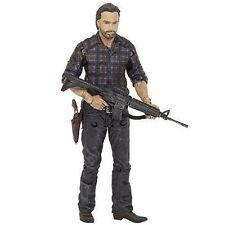 The Walking Dead TV Serie 7 Woodbury Assault Rick Grimes Figur Actionfigur