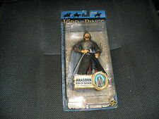 ToyBiz - Lord Of The Rings : Aragorn : King Of Gondor - Lotr - New!