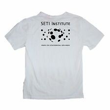 SETI NASA Alien Space Extraterrestrial Shirt Sizes Kids - Adults Various Colours