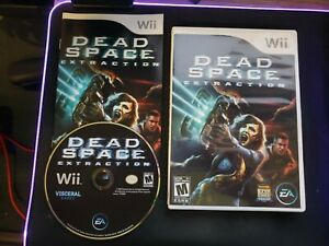 Dead Space Extraction (Nintendo Wii) Authentic - Complete CiB - Tested