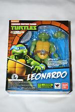 Bandai Premium S.H.Figuarts Teenage Mutant Ninja Turtles Leonardo New in stock