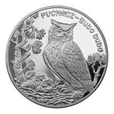 Poland / Polen - 20zl Eagle Owl