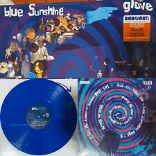 THE GLOVE The Cure Blue Sunshine. The Cure. Siouxsie.  colored Blue Vinyl RSD