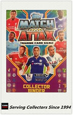 2015-16 Match Attax Card Game Collectors Card Album (Pages + Bonus Pack)