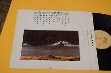 BATTIATO LP L'ARCA DI NOE ORIG 1982 EX CON INNER TESTI