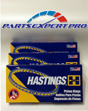 HASTINGS PISTON RINGS D15 ZC D16 HONDA CIVIC CRX OVERSIZED 75.5 MM JDM