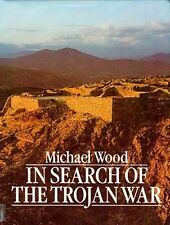 """NEW """"In Search of the Trojan War"""" Troy Hector Achilles Mycenae Ancient Greece"""
