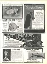 1905 Arrol Johnston Motorcars Copes Bond Of Union Jacques Croquet
