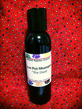 PET SHAMPOO! Cookies & Cream Scent!! 4 oz. For Dogs & Cats! Long Lasting Scent!