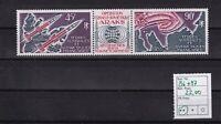 MiNr.  96 - 97        ..  Franz. Geb. i. d. Antarktis ... Postfrisch
