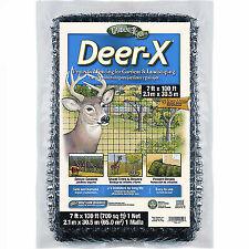 Gardeneer By Dalen DX-7 Deer-X Protective Netting 7' x 100'