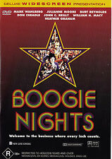 BOOGIE NIGHTS Mark Wahlberg DVD R4  PAL