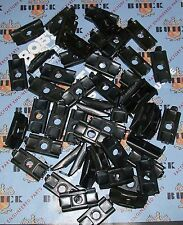 BUICK FISHER BODY 1933 - 1953 50 pcs. FENDER Cage ANCHOR NUTS &Our Parts Catalog