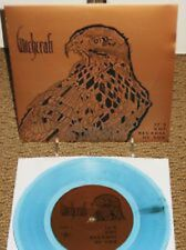 """WITCHCRAFT - It's Not Because Of You 7"""" LP - Transparent Blue Colored Vinyl NEW"""