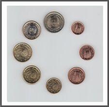 España 2000 Emisión monedas Sistema monetario euro € Tira