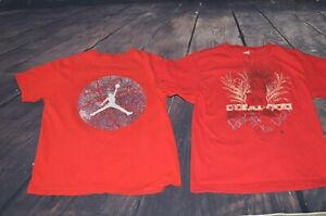 Boys M (10/12) Shirts Lot of 2