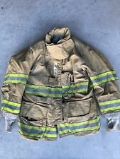 Firefighter Globe Turnout Bunker Coat 39x29 G Xtreme 2008 No Cut Out