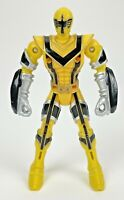 "Power Rangers Mystic Force Dragon Action Figure Yellow Ranger 2005 BANDAI 5.5"""