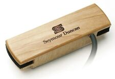 Seymour Duncan SA-3HC Woody Dual Coil Magnetic Soundhole Humbucker Pickup, Cable