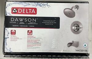 Delta Dawson Tub & Shower-New