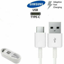 OEM Original Samsung Galaxy S8 S9 Plus Note 8 Fast Charging Type-C Cable Charger