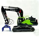 E380-3 1:14 hydraulic excavator Remote control metal model gift with adjustable