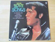Elvis Presley album, Elvis Love Songs, K-Tel #NU9900, 1981