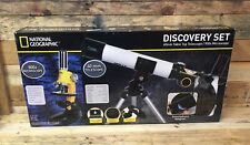 Kids Telescope Science Microscope Table Top Discovery Set Educational New
