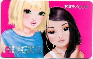"""Depesche 7948.005_A Freundschaftskarte """"I Love My BFF"""""""