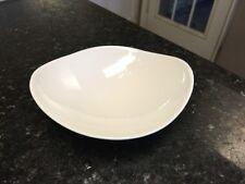 Informal Iroquois China Designed Ben Siebel Oval Cereal/ Salad Bowls Knollwood