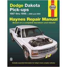 Repair Manual HAYNES 30020 fits 87-96 Dodge Dakota