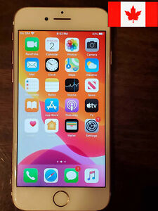 Like New Apple iPhone 7 - 128GB - Rose Gold Unlocked