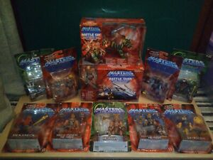 He Man Masters Of The Universe 200x Boxed Collection *Read Description*