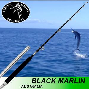 Overhead Tuna Marlin Standup Comp Trolling Rod Big Game Fishing 6' 24kg Deep Sea