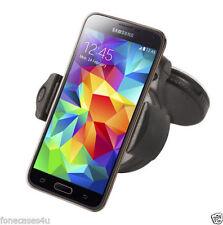 Support de voiture de GPS noirs pour téléphone mobile et PDA Samsung