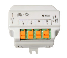 Homematic Funk-Schaltaktor 1fach Unterputzmontage Weiß bis zu 100m LED NEU OVP