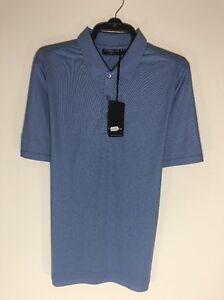 Glenmuir Deacon, Polo Shirt, Light Blue, Size Medium, BNWT