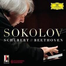 Grigory Sokolov - Schubert And Beethoven (NEW 2CD)