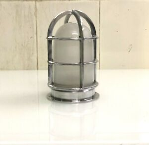Nautical Marine Solid Aluminium Passageway/Bulkhead/Mount/Ceiling Light Replica