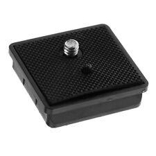 Schnellkupplungsplatte für Stative Profil Schnellspanner Stativkopf Qr