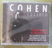 Mojo Magazine CD - Leonard Cohen Covered: Ian McCulloch Nick Cave Phil Campbell