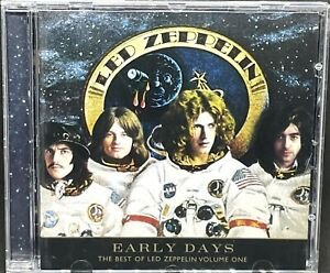 LED ZEPPELIN - EARLY YEARS, THE BEST OF, VOLUME ONE, CD ALBUM, (2002).