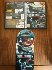 SILENT HUNTER 5 BATTLE OF THE ATLANTIC (ORIGINAL RELEASE WITH BRAND NEW CD KEY)