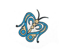 Bijou De Peau Tatoo Papillon Body Art Bindi Inde  B552