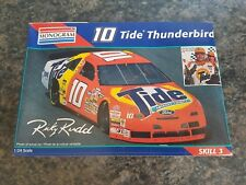 Monogram 1/24 #10 Tide Ford Thunderbird Stock Car Great Condition Very Rare