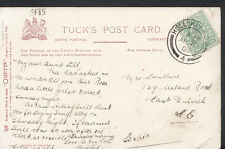 Family History Ancestor Postcard - Smithers, 149 Upland Rd, East Dulwich RF85