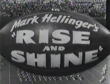 RISE AND SHINE 1941 (DVD) JACK OAKIE, GEROGE MURPHY, LINDA DARNELL