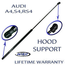 1 Front Hood Lift Support Prop Rod For A4 S4 Sedan Cabriolet Avant Wagon Quattro