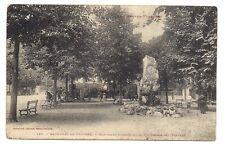 bagnére-de-bigorre  monument soubiès et la promenade des thermes