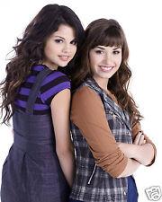 Demi Lovato and Selena Gomez 8x10 Photo #1